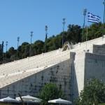 Le stade des JO de 1896