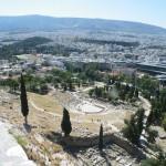 Le théâtre de Dionysos