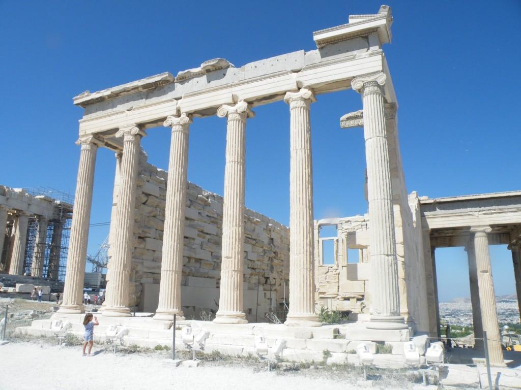 Ancien temple d'Athéna