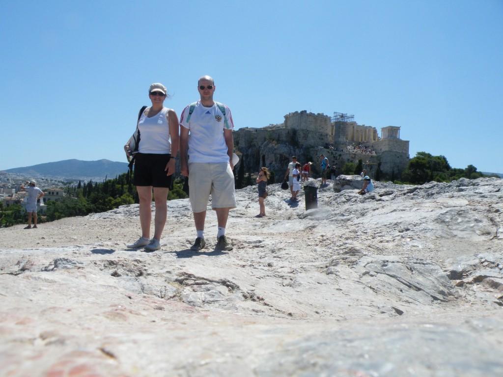 L'acropole et nous