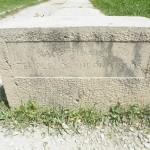 Stèle du temple d'Héphaïstos