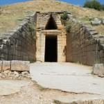 Le trésor d'Atrée à Mycènes