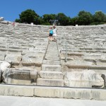 Le théâtre d'Epidaure (UNESCO)