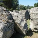 Ruines du temple de Zeus