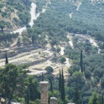 Le sanctuaire d'Athéna
