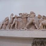 Poséidon et d'autres dieux