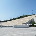 Le stade Olympique de 1896 sans échaffaudage