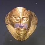 Le vrai masque d'Agamemnon