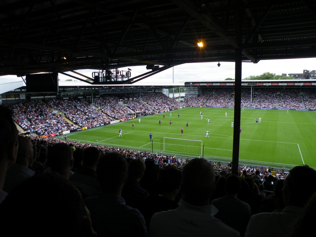 Fulham - Aston Villa (J1 Premier League)