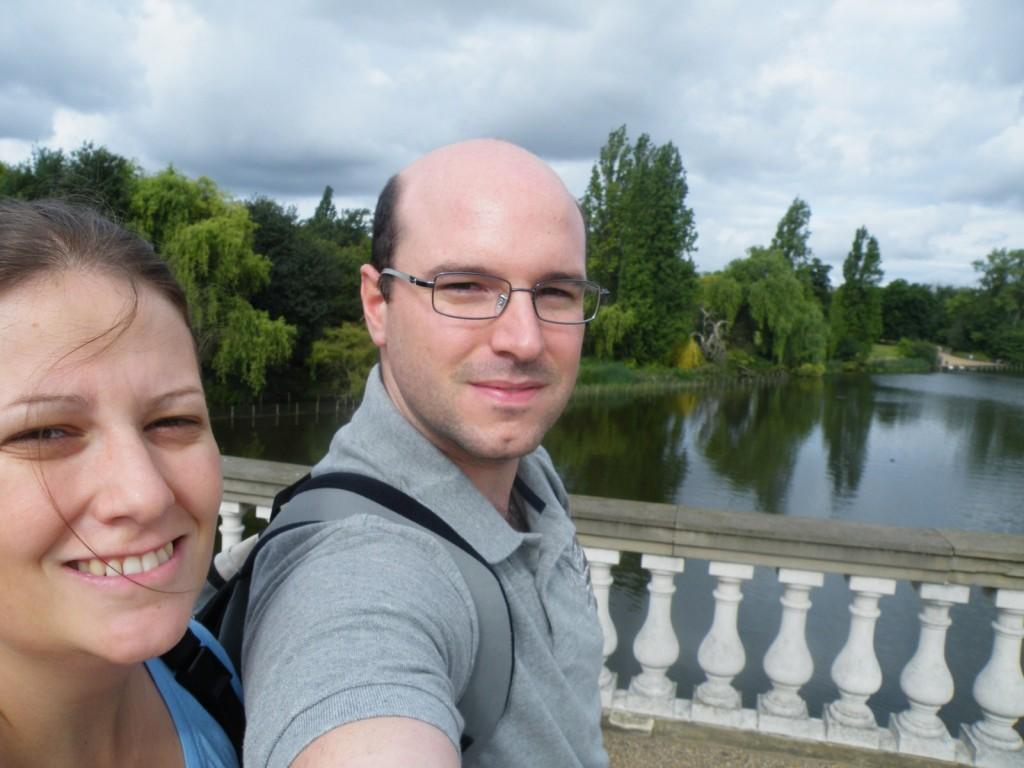 Ballade dans Hyde Park