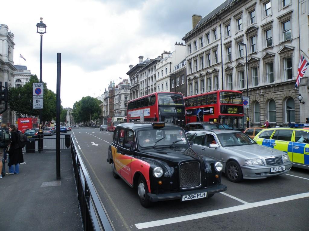 Taxi et bus