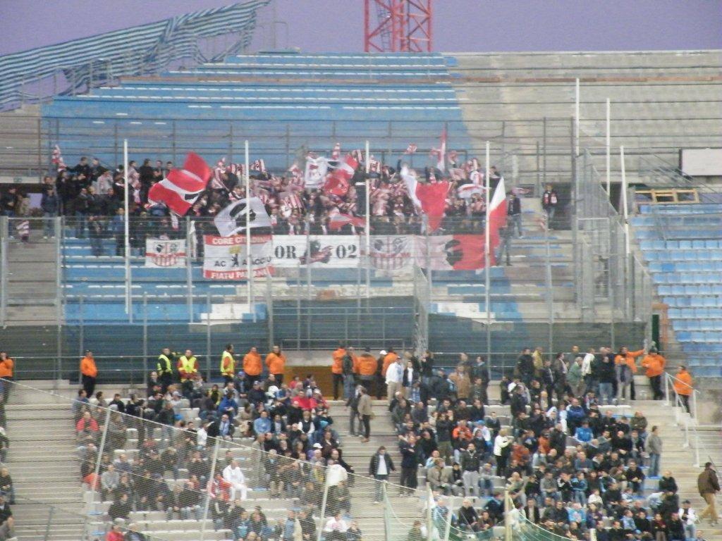 Supporters d'ajaccio