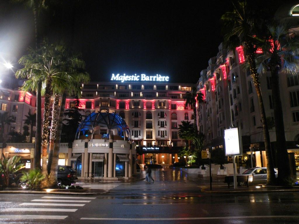 La croisette By Night