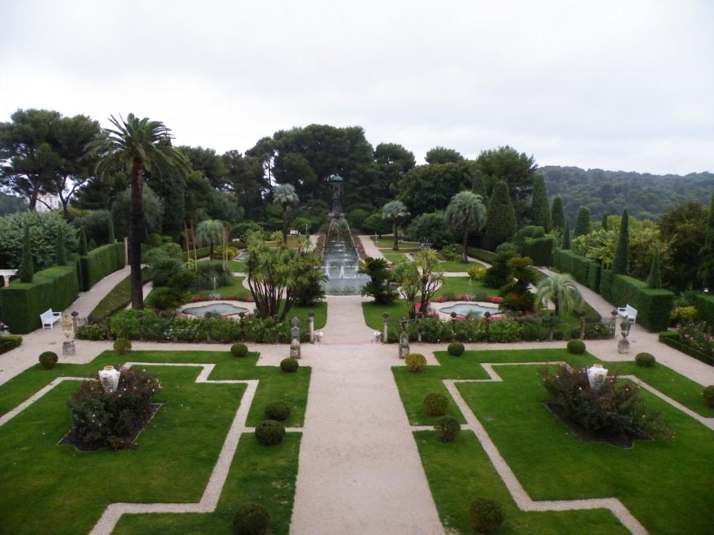 Villa ephrussi de rothschild Saint Jean Cap Ferrat