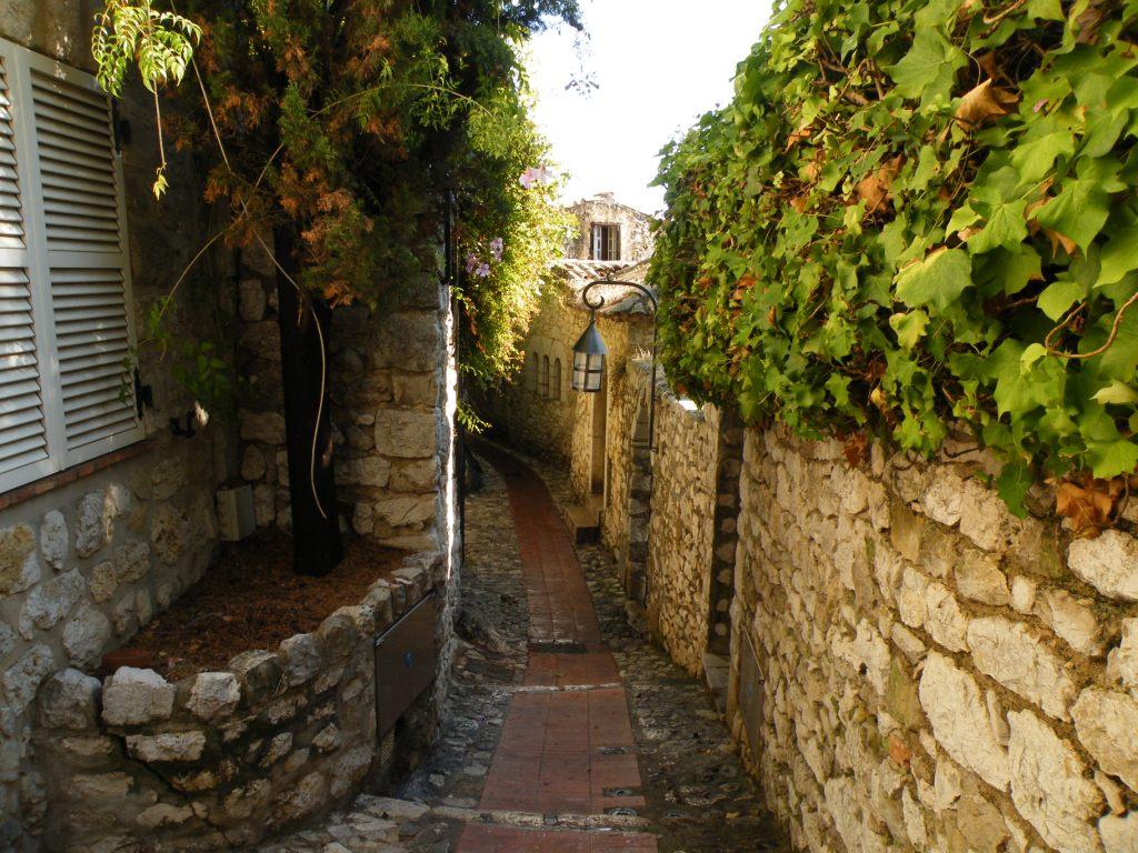 le village d'Eze