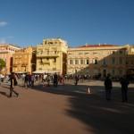 La place du palais