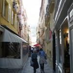 Les petites rue du Rocher