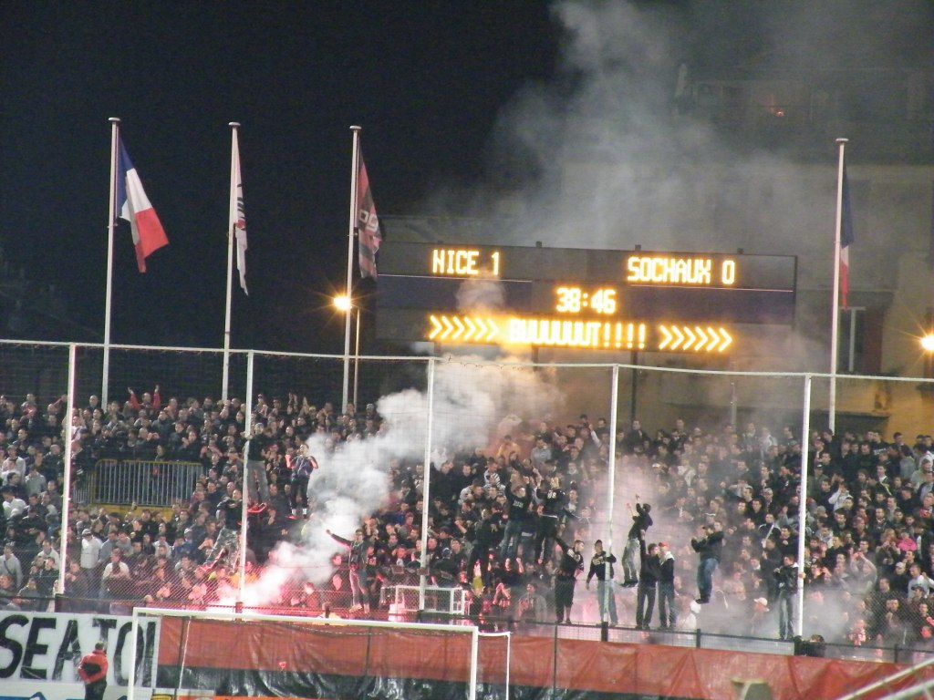 Nice - Sochaux