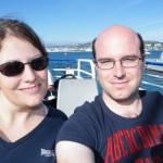 bateau pour l'Ile Ste Margueritte