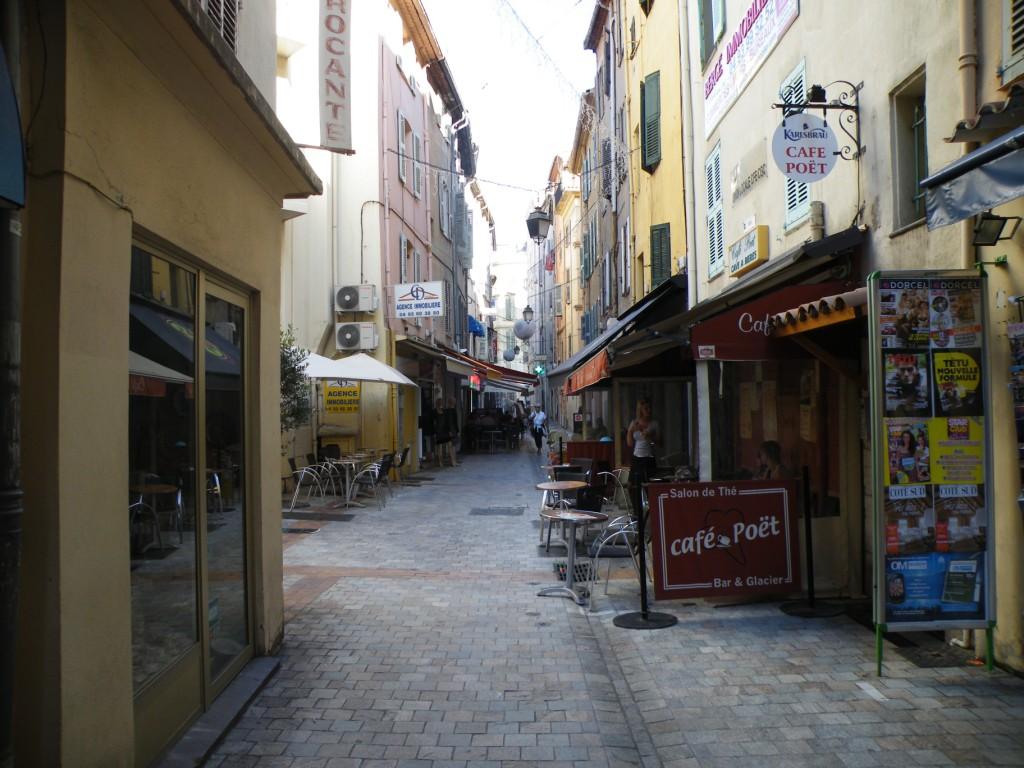 le vieux Cannes