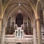 La cathédrale de Luxembourg