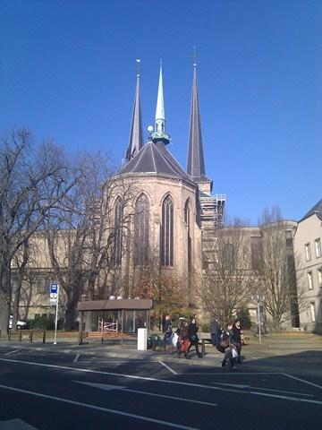 Cathédral de Luxembourg