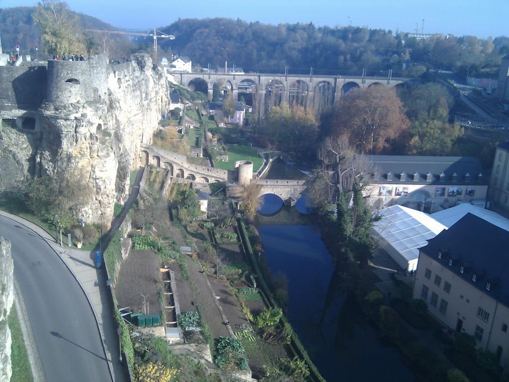 Grund (quartier de Luxembourg)