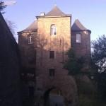 Porte des trois tours Luxembourg