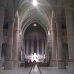 Cathédrale à Luxembourg
