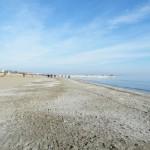 plage de l'ile du Lido