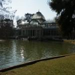 Le parc Retiro