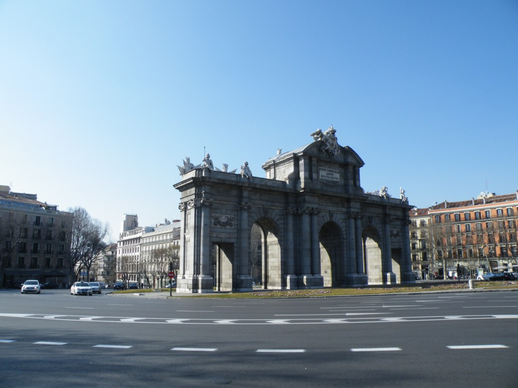 Porte d'Alcala