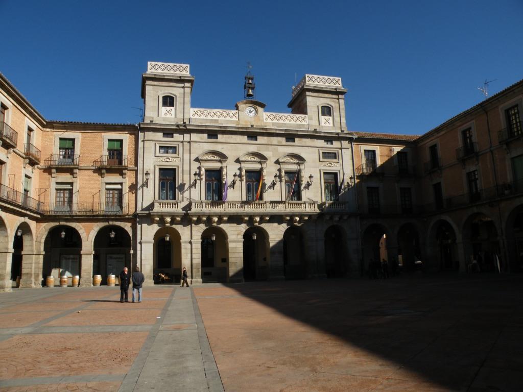 Plaza Mayor d'Avila