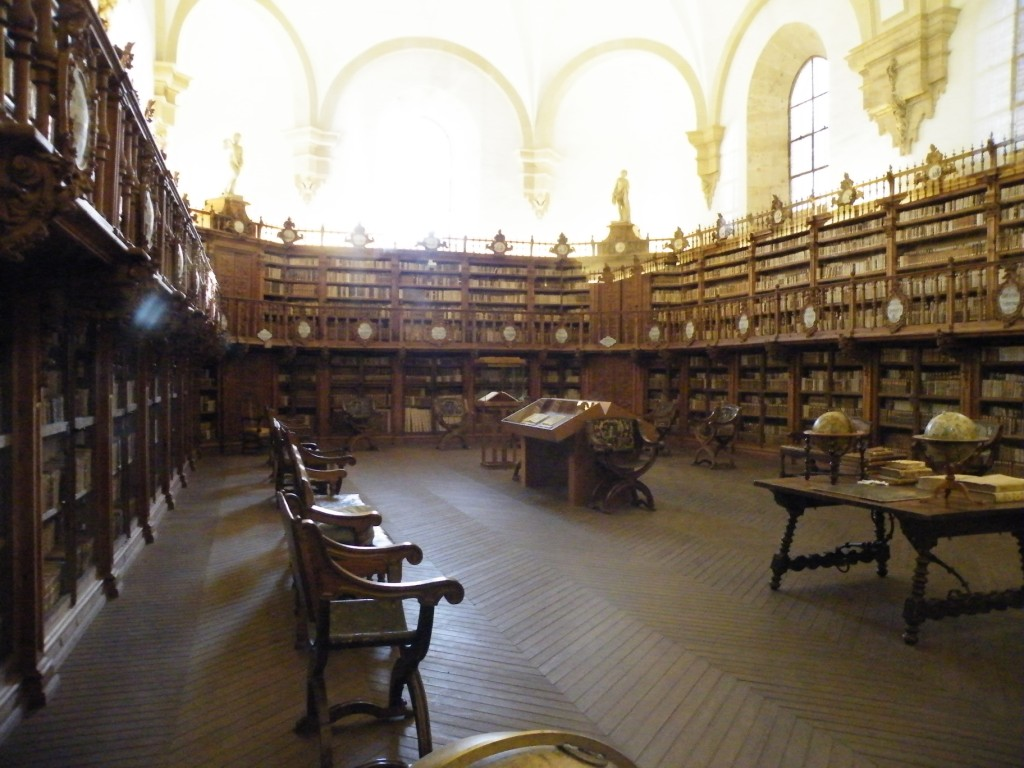 Salamanque: université