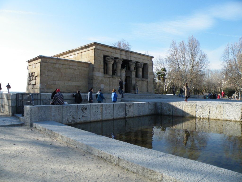 Temple de Débode
