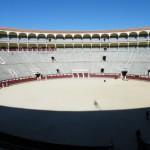 arène de Madrid