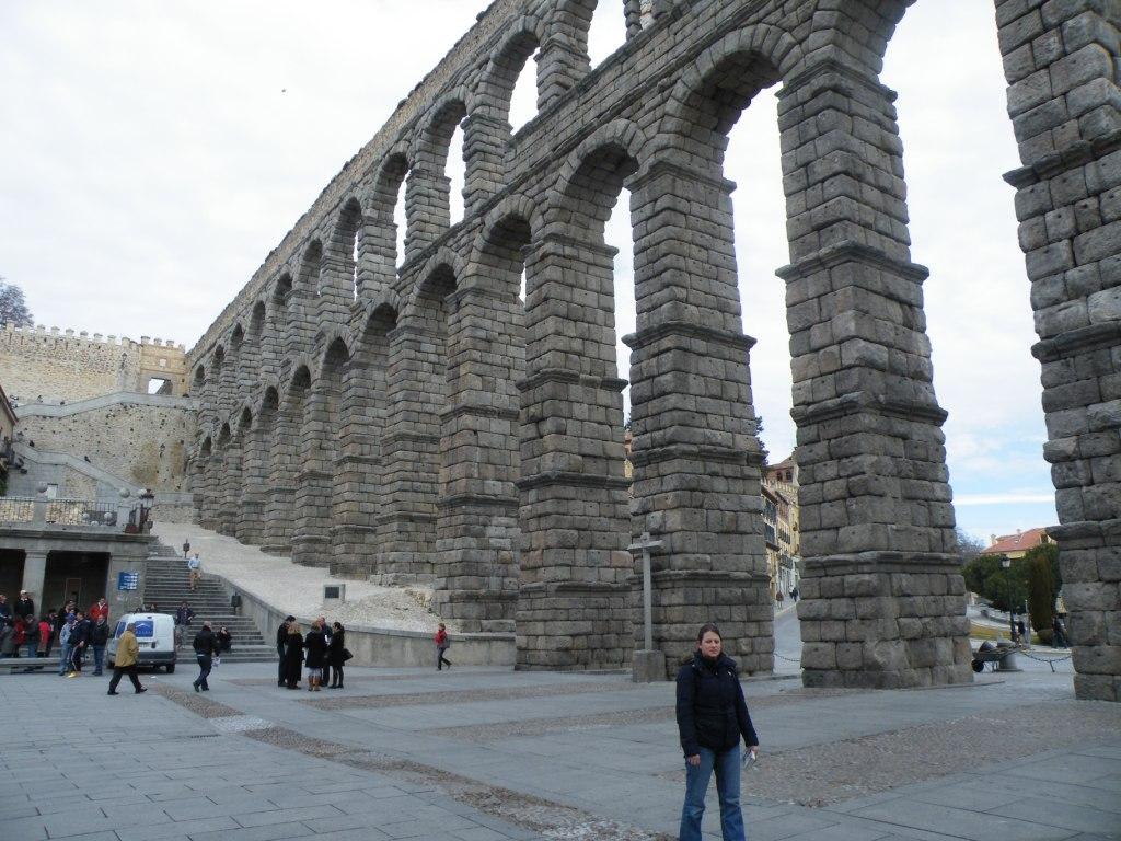 Aqueduc romain