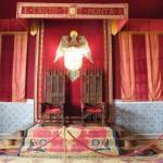 alcazar: salle du trône