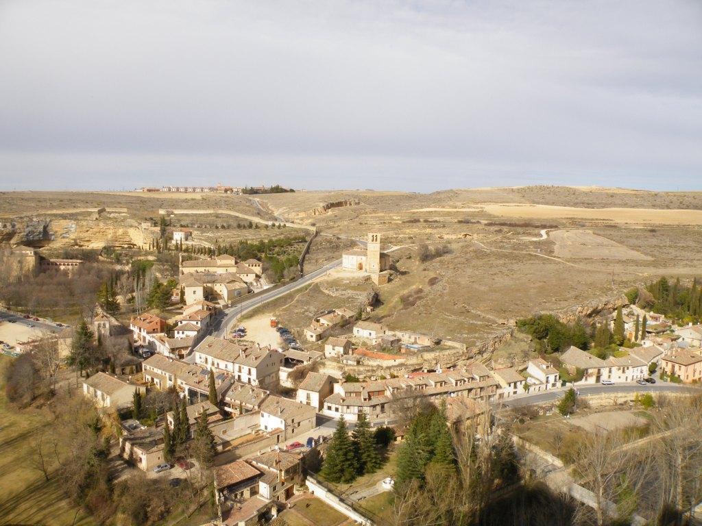 Vue de l'Alcazar
