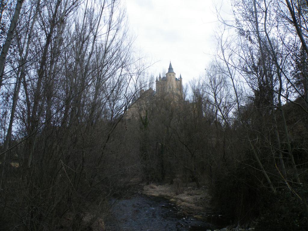Promenade autour de Ségovie