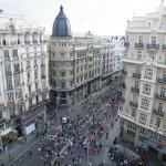 le 10 km de Madrid