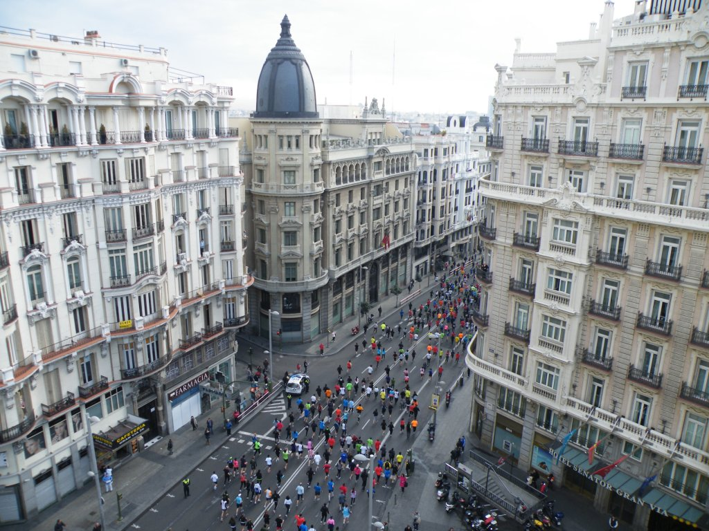 le 10 km de Madrid
